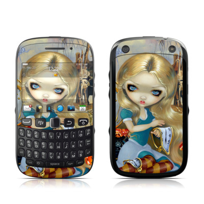 BlackBerry Curve 9320 Skin - Alice in a Dali Dream