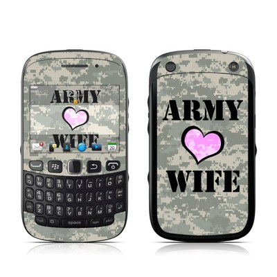 BlackBerry Curve 9320 Skin - Army Wife
