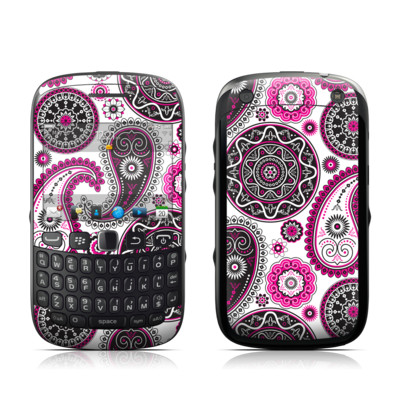 BlackBerry Curve 9320 Skin - Boho Girl Paisley