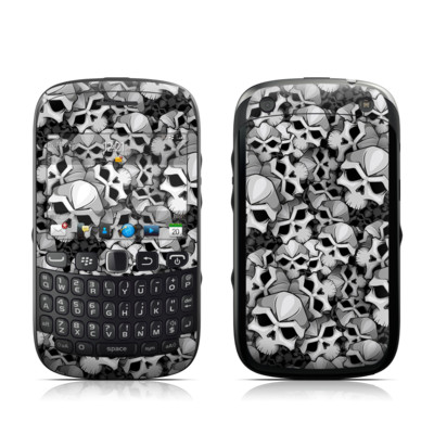 BlackBerry Curve 9320 Skin - Bones