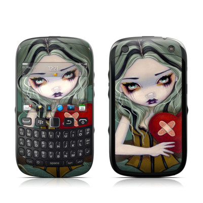 BlackBerry Curve 9320 Skin - Broken Heart