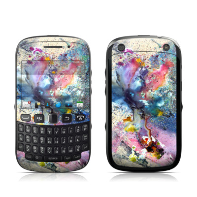 BlackBerry Curve 9320 Skin - Cosmic Flower
