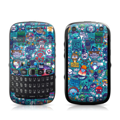 BlackBerry Curve 9320 Skin - Cosmic Ray