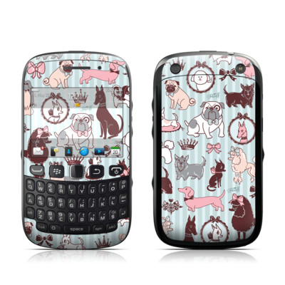 BlackBerry Curve 9320 Skin - Doggy Boudoir