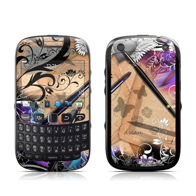BlackBerry Curve 9320 Skin - Dream Flowers
