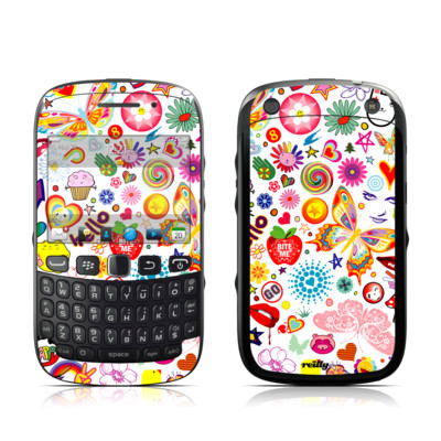 BlackBerry Curve 9320 Skin - Eye Candy