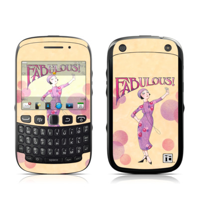 BlackBerry Curve 9320 Skin - Fabulous