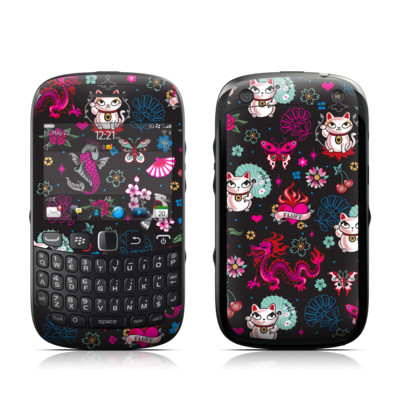 BlackBerry Curve 9320 Skin - Geisha Kitty