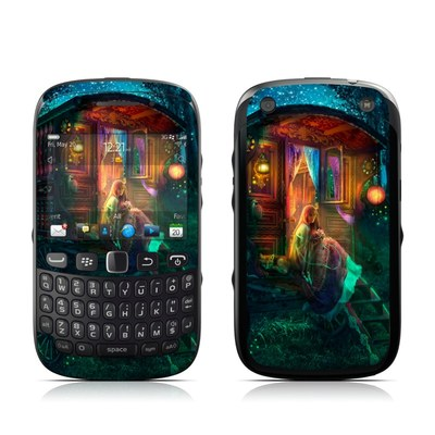 BlackBerry Curve 9320 Skin - Gypsy Firefly