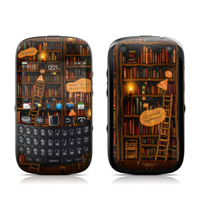 BlackBerry Curve 9320 Skin - Google Data Center