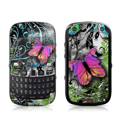 BlackBerry Curve 9320 Skin - Goth Forest