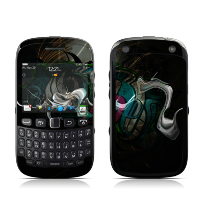 BlackBerry Curve 9320 Skin - Graffstract