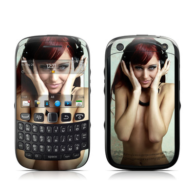 BlackBerry Curve 9320 Skin - Headphones