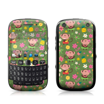 BlackBerry Curve 9320 Skin - Hula Monkeys