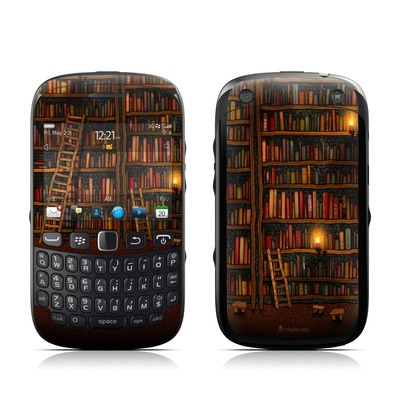 BlackBerry Curve 9320 Skin - Library