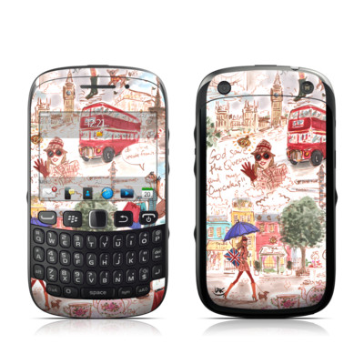 BlackBerry Curve 9320 Skin - London