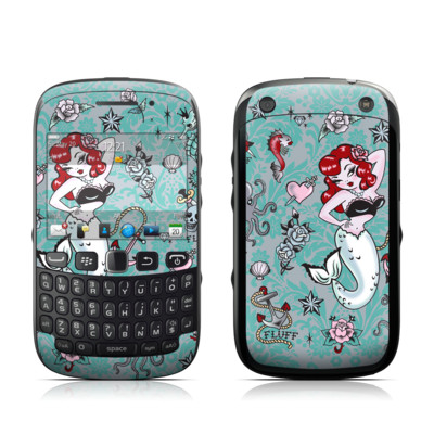 BlackBerry Curve 9320 Skin - Molly Mermaid