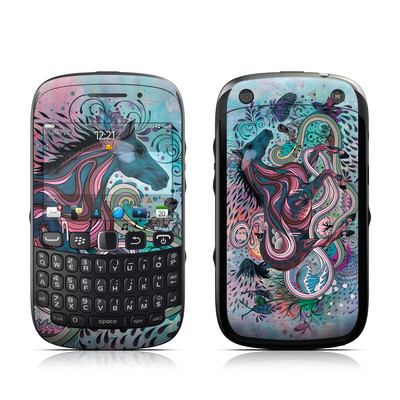 BlackBerry Curve 9320 Skin - Poetry in Motion