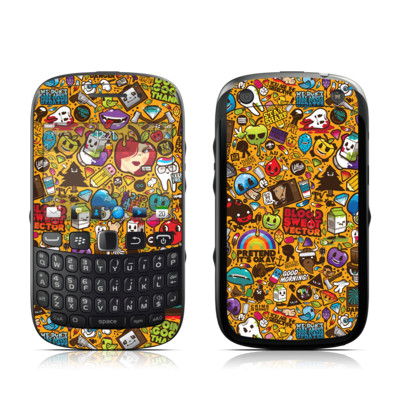 BlackBerry Curve 9320 Skin - Psychedelic