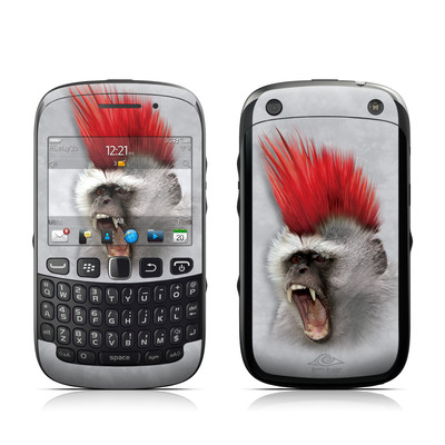 BlackBerry Curve 9320 Skin - Punky
