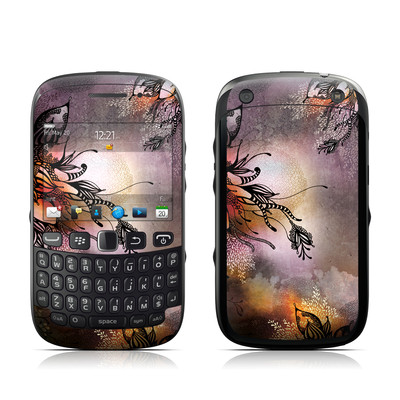 BlackBerry Curve 9320 Skin - Purple Rain