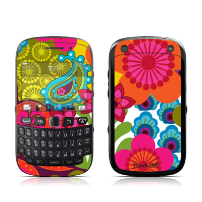 BlackBerry Curve 9320 Skin - Raj