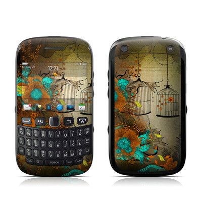 BlackBerry Curve 9320 Skin - Rusty Lace
