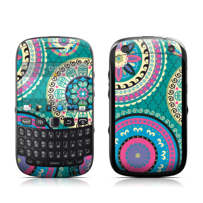BlackBerry Curve 9320 Skin - Silk Road
