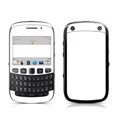BlackBerry Curve 9320 Skin - Solid State White