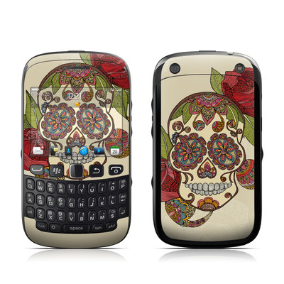 BlackBerry Curve 9320 Skin - Sugar Skull