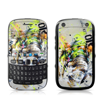 BlackBerry Curve 9320 Skin - Theory