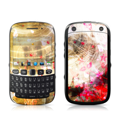 BlackBerry Curve 9320 Skin - Woodflower