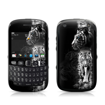 BlackBerry Curve 9320 Skin - White Tiger