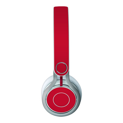 Beats Mixr Skin - Solid State Red