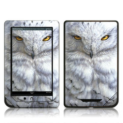 Barnes and Noble NOOKcolor Skin - Snowy Owl
