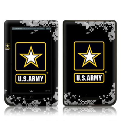 Barnes and Noble NOOKcolor Skin - Army Pride