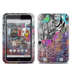 Barnes and Noble NOOK HD Tablet Skin - Butterfly Wall