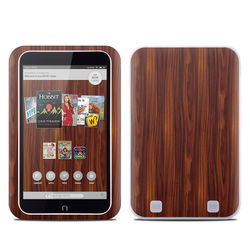Barnes and Noble NOOK HD Tablet Skin - Dark Rosewood