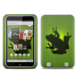 Barnes and Noble NOOK HD Tablet Skin - Frog