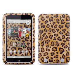 Barnes and Noble NOOK HD Tablet Skin - Leopard Spots