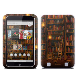 Barnes and Noble NOOK HD Tablet Skin - Library