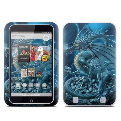 Barnes and Noble NOOK HD Tablet Skin - Abolisher