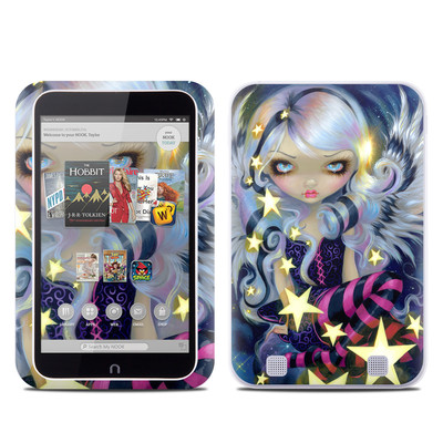 Barnes and Noble NOOK HD Tablet Skin - Angel Starlight