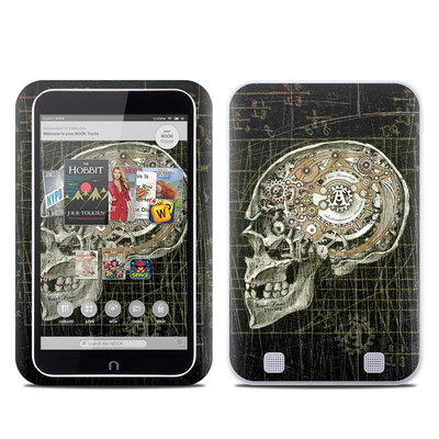Barnes and Noble NOOK HD Tablet Skin - Anima Autonima