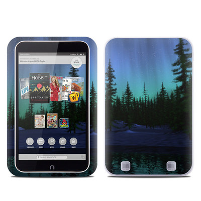 Barnes and Noble NOOK HD Tablet Skin - Aurora