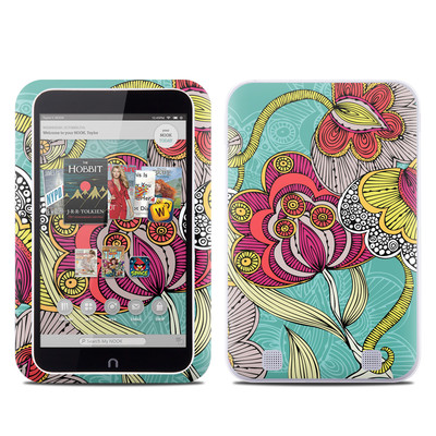 Barnes and Noble NOOK HD Tablet Skin - Beatriz