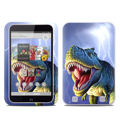 Barnes and Noble NOOK HD Tablet Skin - Big Rex