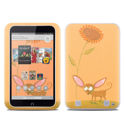 Barnes and Noble NOOK HD Tablet Skin - Chihuahua