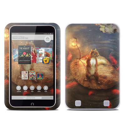 Barnes and Noble NOOK HD Tablet Skin - Columbus