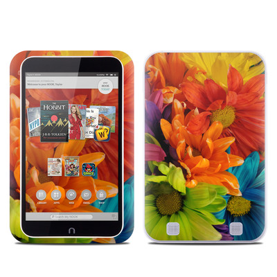 Barnes and Noble NOOK HD Tablet Skin - Colours